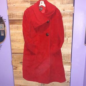 Alpaca & Wool amazing coat